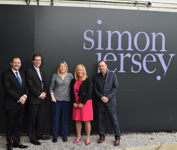 Simon Jersey Business Accreditations