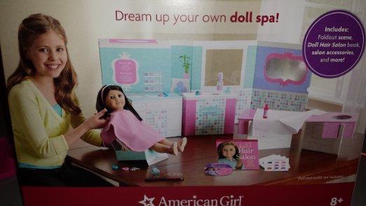 Doll salon