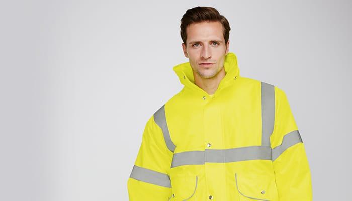 PPE workwear hi-viz