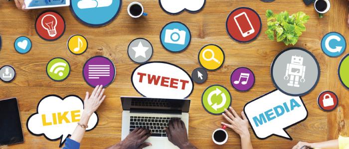 Beauty therapy social media marketing