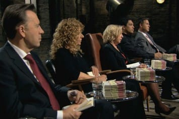 Could you secure investment finance, a la Dragons' Den
