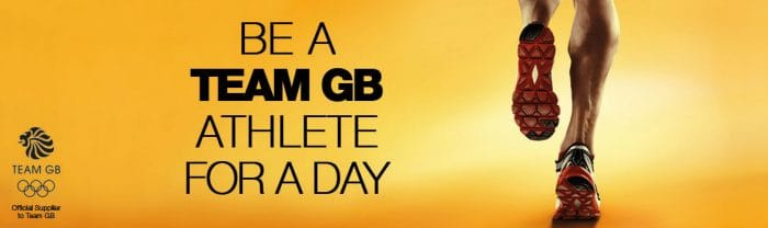Team GB Athlete for a Day