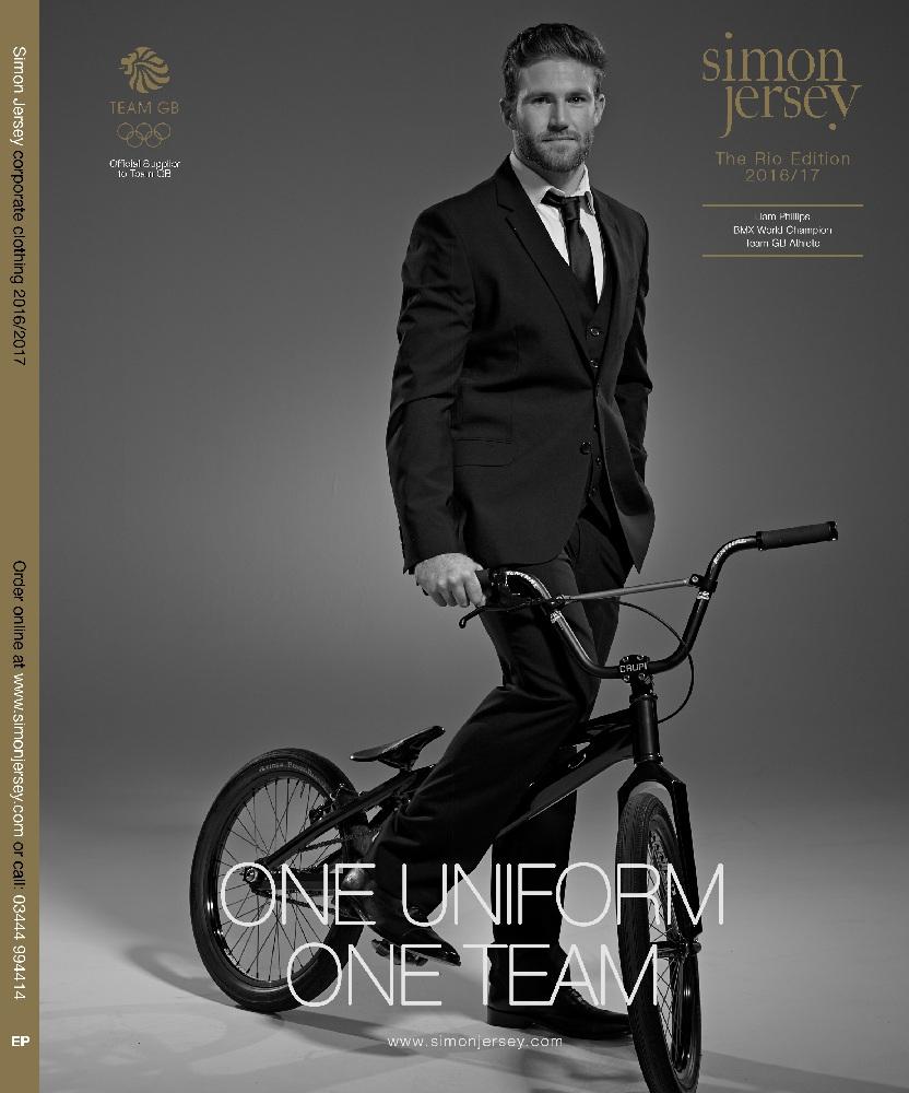 2016 Simon Jersey Catalogue Cover