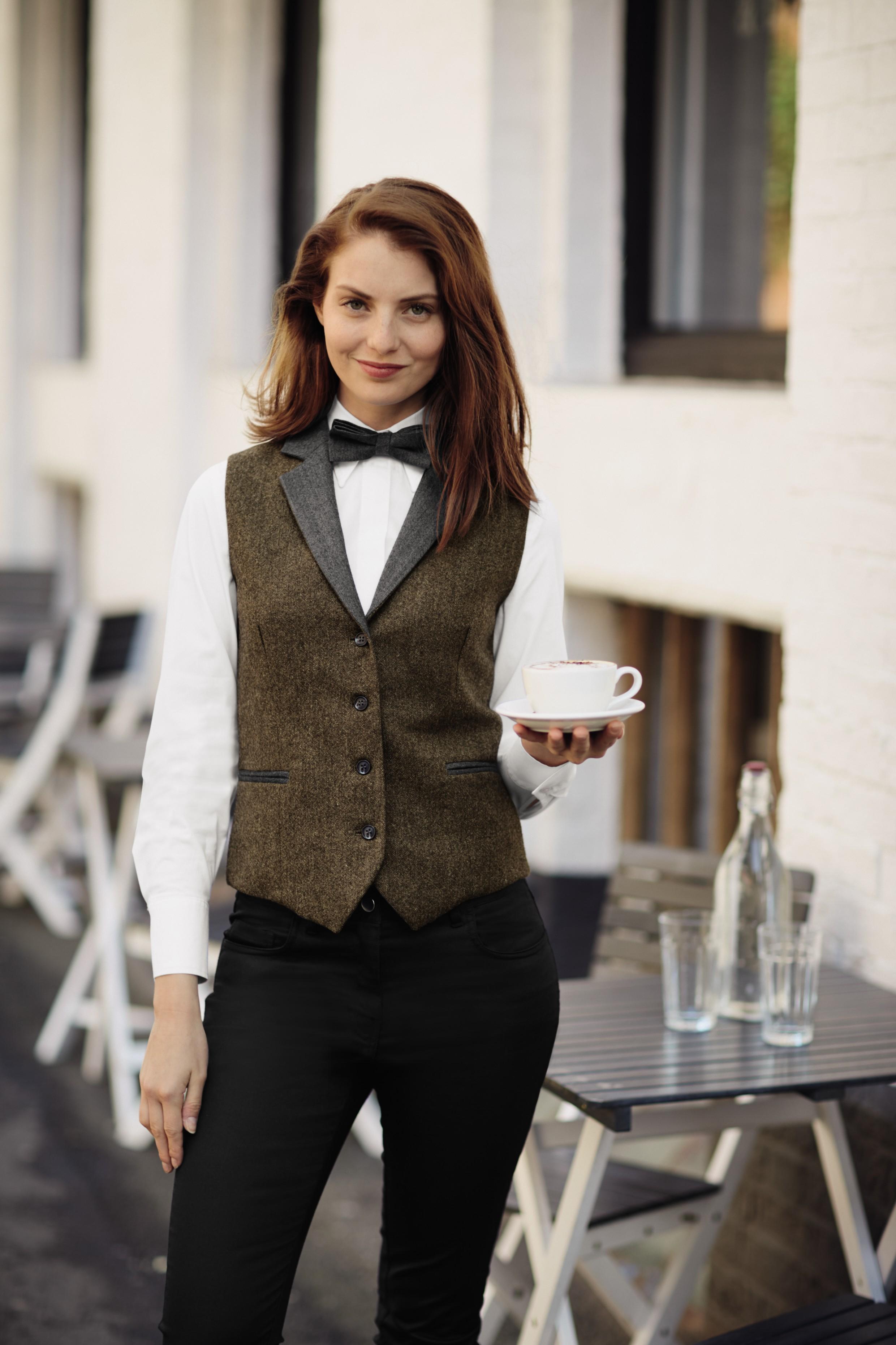 waiters uniform