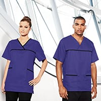 cleaning medical tunics
