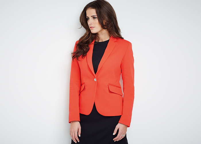 Colourful Blazer Workwear