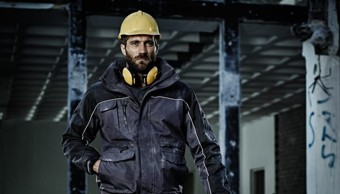 Safety and warmth for workwear