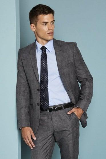 c166ea0393d0 Alderley Men's Grey Check Suit