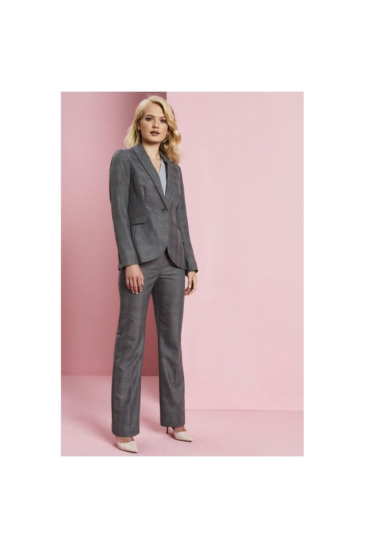93972b2d6cb7 Alderley Women's Grey Check Trouser Suit - SUITS from Simon Jersey UK