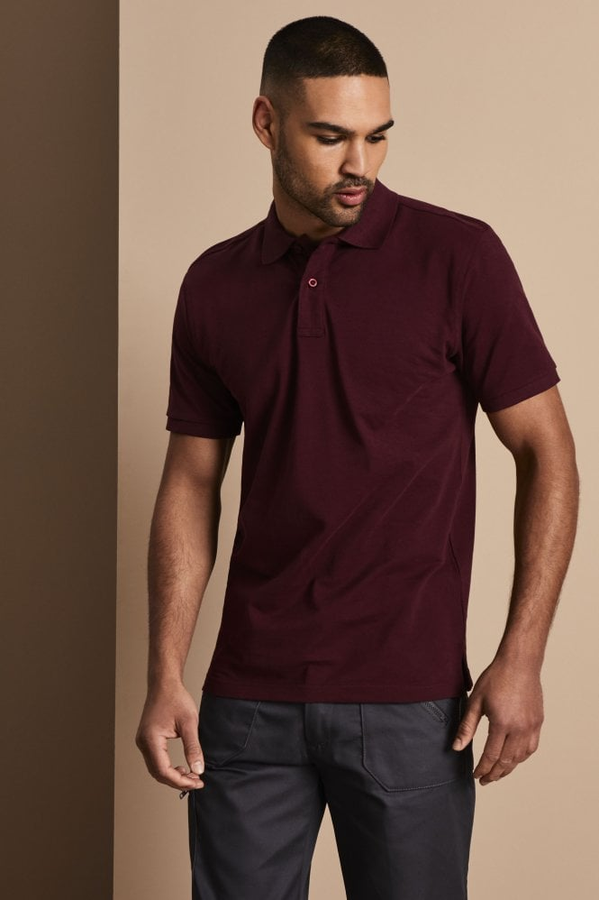 Asquith & Fox Men's Cotton Polo Shirt