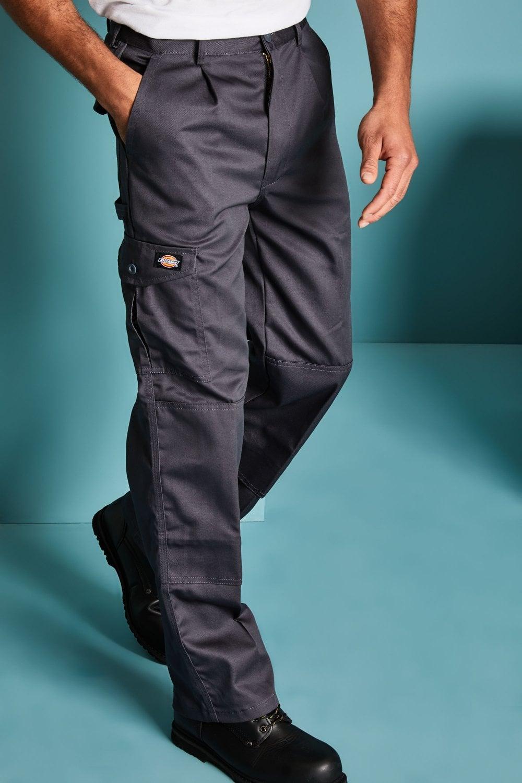 f6838fdbd82 Dickies Mens Redhawk Action Trousers, Regular