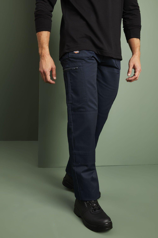 Dickies Redhawk Pantalones De Trabajo Hombre Azul Marino Catalogo De Simon Jersey Reino Unido