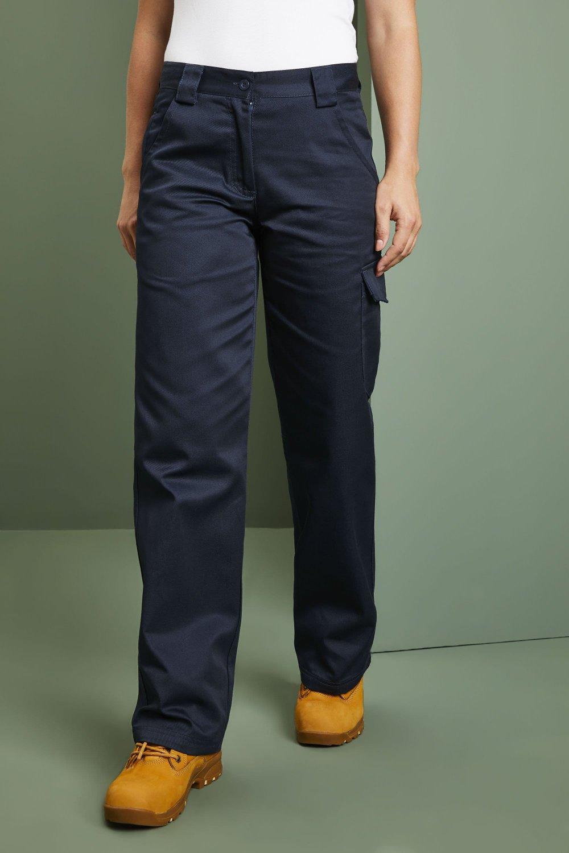 Dickies Redhawk Pantalones De Trabajo Mujer Azul Marino Catalogo De Simon Jersey Reino Unido