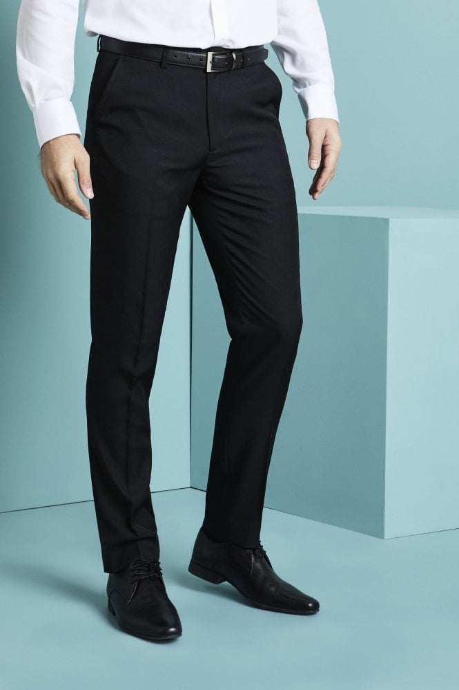 Essentials Kendal Tailored Fit Trousers