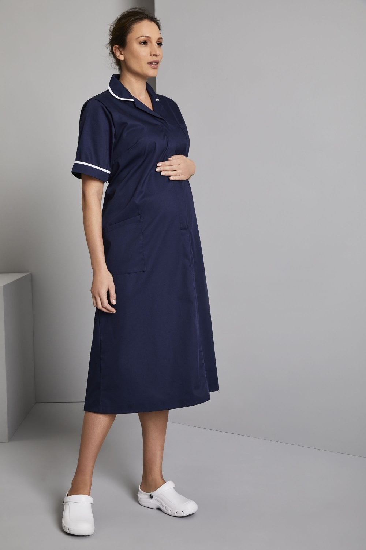 b92cc9a1ecf Maternity Dress - Simon Jersey Healthcare Uniforms