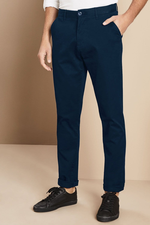 Front Row Stretch Pantalon Chino