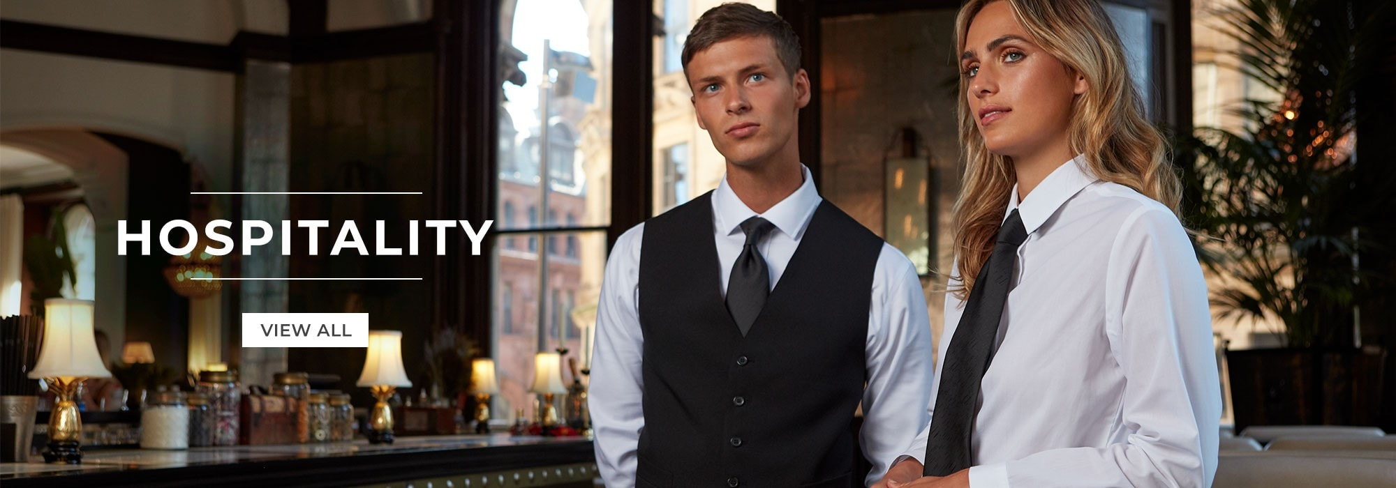 9f3be43c734 Personalised Hospitality Uniforms
