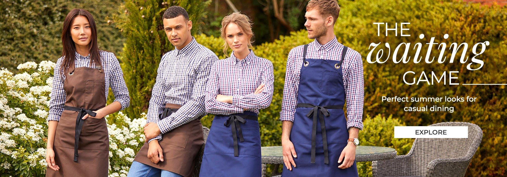 e536b9af27a Simon Jersey: Staff Uniform & Workwear Suppliers | Work Uniforms
