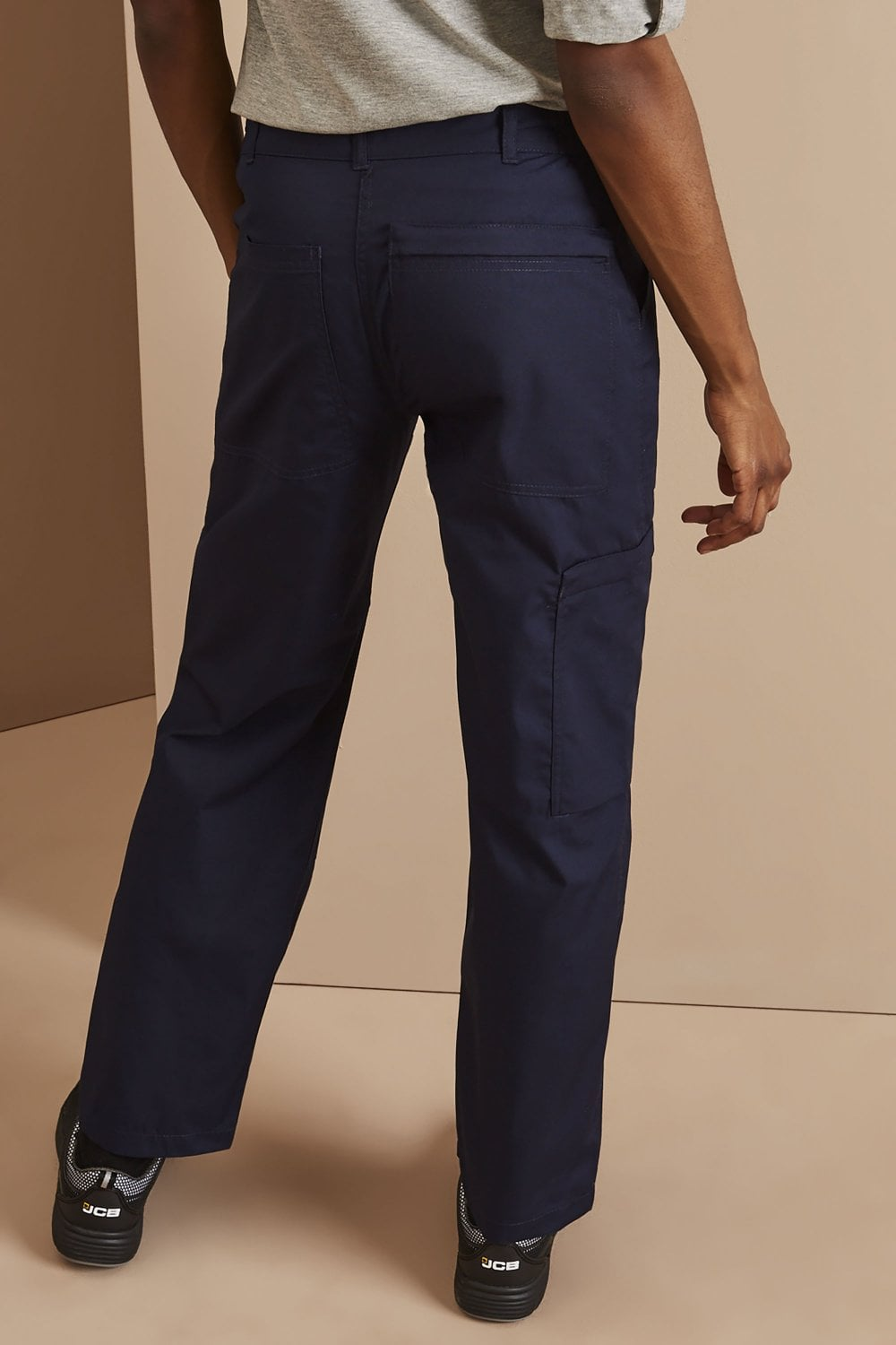Blue NA Manufacturer Size:10 Navy Regatta Womens New Womans Action Trouser Workwear Trousers