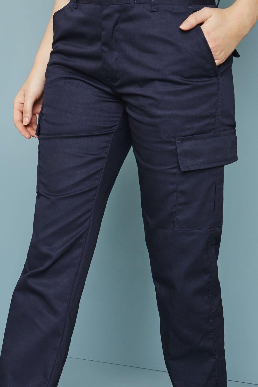 Uneek Pantalones De Trabajo Mujer Azul Marino Catalogo De Simon Jersey Reino Unido