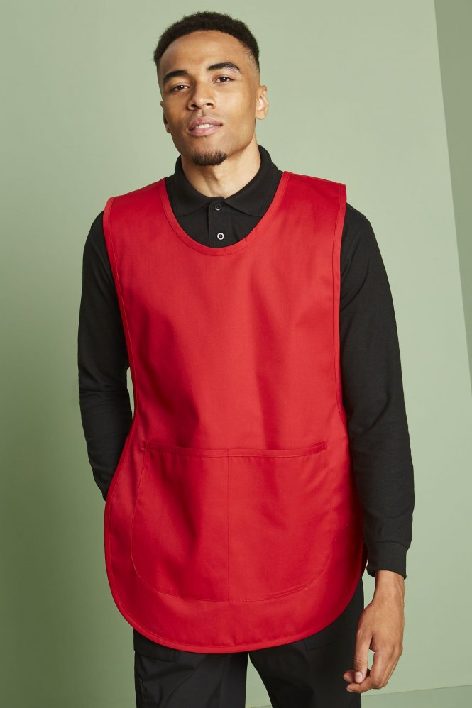 Unisex Classic Tabard, Red