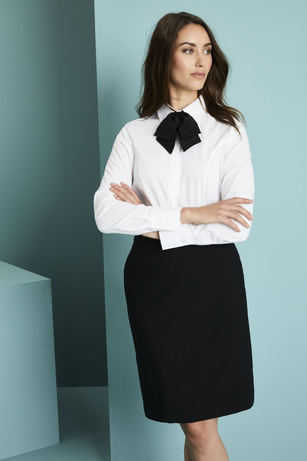 8037014e32352 Womens Floppy Bow Tie