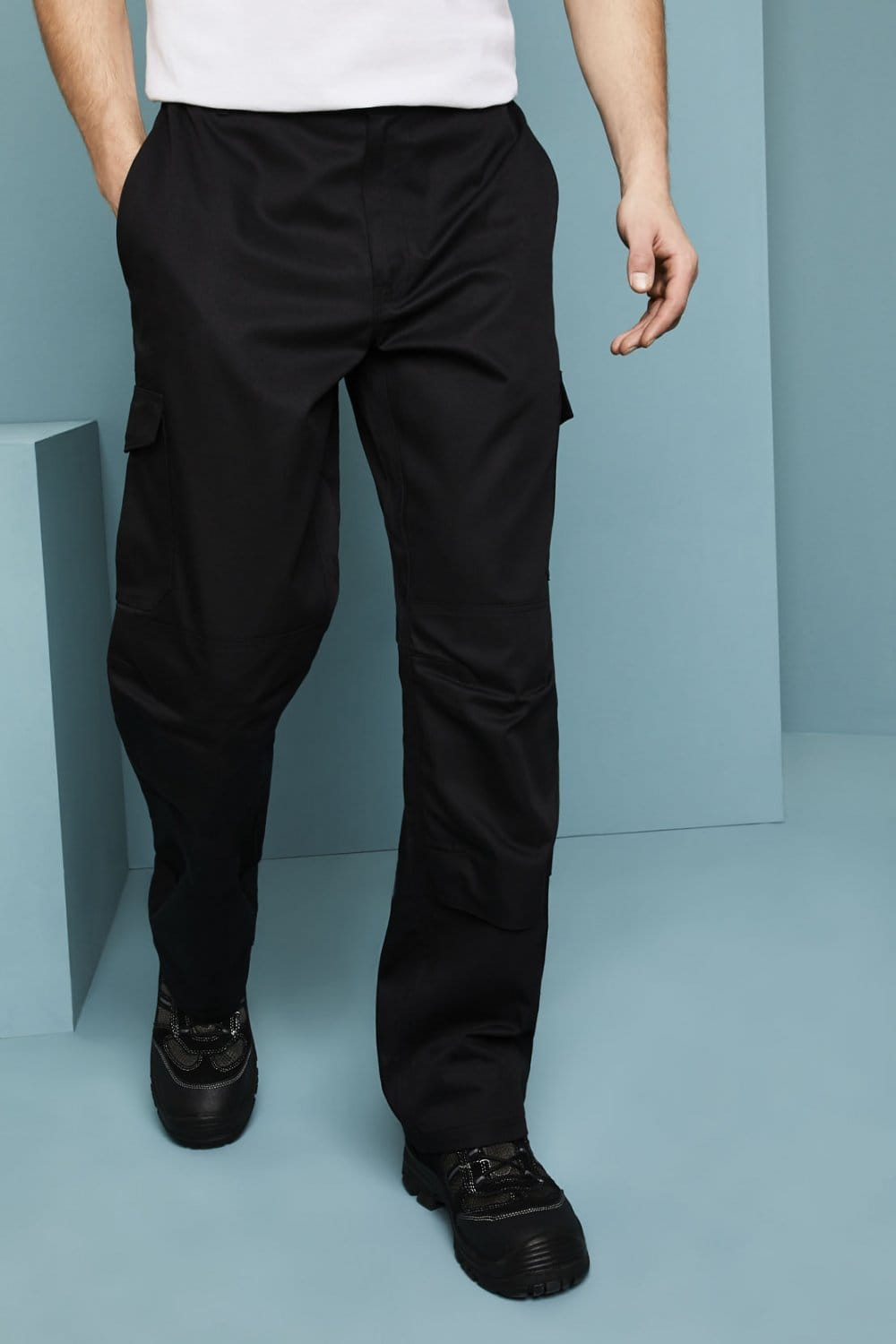 4fd55bfbc Workwear Trouser with Side Pockets Kneepads - SHOP ALL from Simon Jersey UK